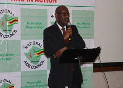 Zimbabwe Launches HIV and Wellness Board