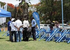 TelOne Promotes Healthy Environment In Mabvuku