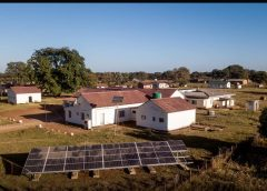 UNDP Affords Solar Power To 405 Health Centres In Zim