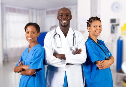 Image result for african doctors""