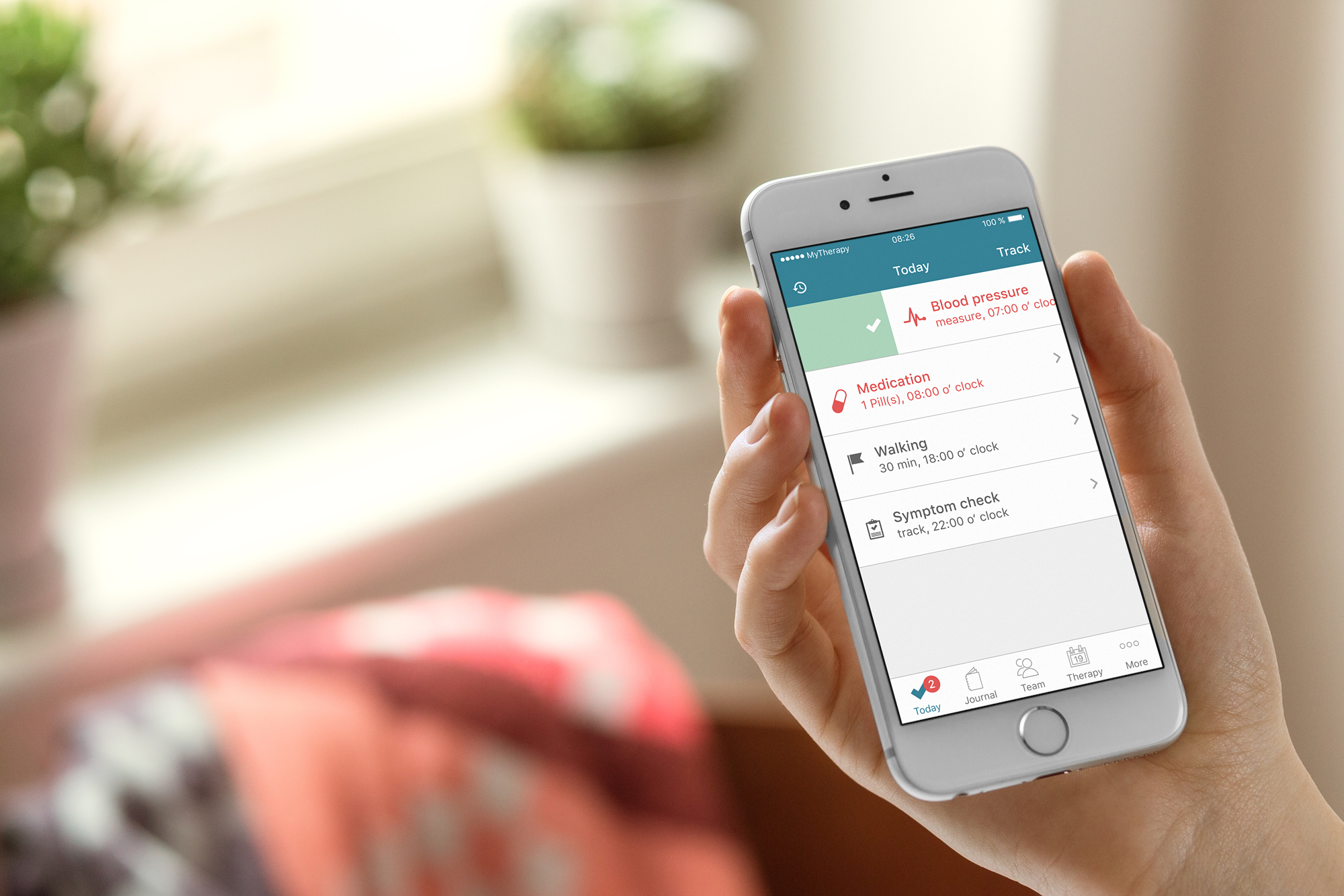 MyTherapy App Helps HIV Patients Adhere To ARV Timetables - HealthTimes