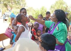 Second Cholera Vaccine Dose Out Next Month