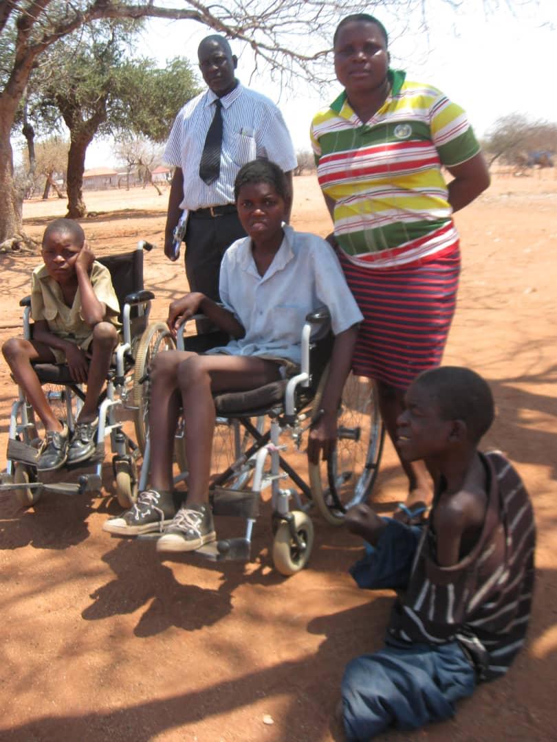 Rare Disability Haunts Beitbridge Family - HealthTimes