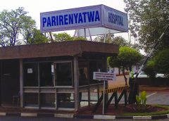 Parirenyatwa Hospital Running Out Of Beds To Admit COVID-19 Patients- Audit