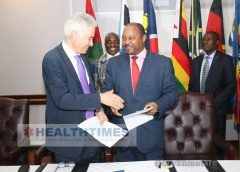 E8 Countries Get US$12 million Global Fund Anti-Malaria Grant