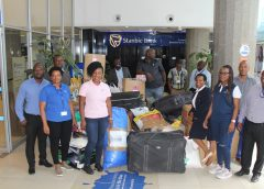 STANBIC BANK CHIPS IN WITH RTGS$ 250 000 AID FOR CYCLONE IDAI