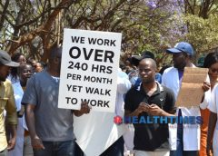 Don't Be Fooled, We Are Not Back At Work Says Doctors