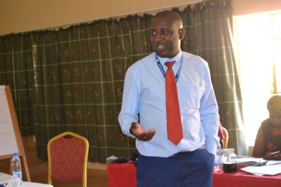 Mr Masimba Nyamucheta UNESCO