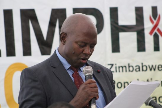 NAC Monitoring and Evaluation Director, Mr Amon Mpfofu