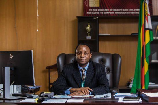 Dr Gibson Mhlanga