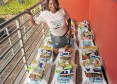 ROOTS Africa Buys Basic Goods For The Vulnerable During Zim Lockdown