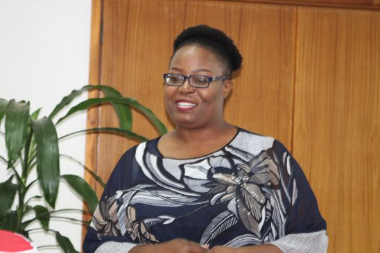 Ms Lucy Marowa NBSZ Chief Executive Officer