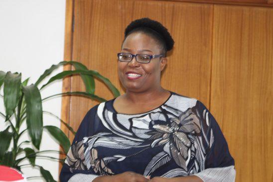 Ms Lucy Marowa NBSZ Chief Executive Officer