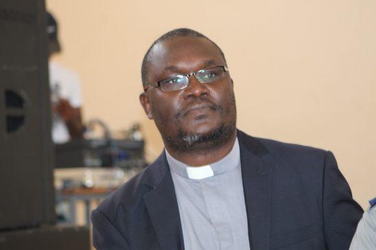 ZCC Liason Officer Rev Samuel Sifelani