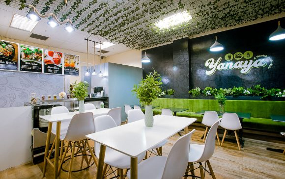 Yanays's Interior ([Pic By Derrick Manieca)
