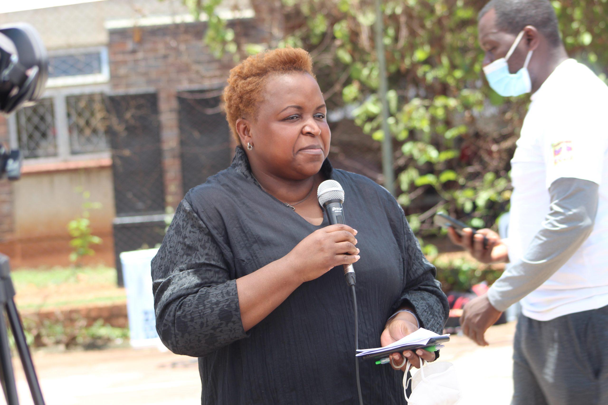 Dr Tsitsi Magure