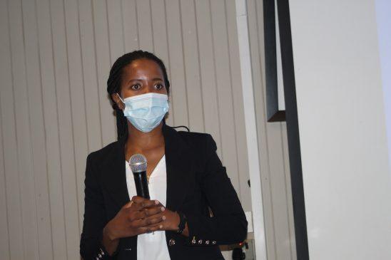 WAG Programs Officer, Fiona Tinarwo
