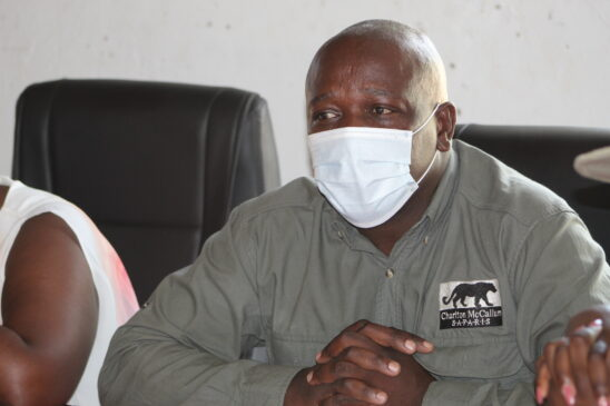 Mbire District Development Coordinator (DDC), Mr Richard Maruta