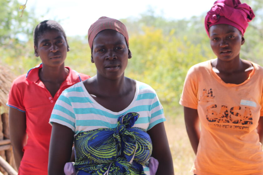 Women in Mazambara, Mbire benefit from the SASA model