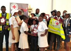 Zimbabwe Red Cross Holds NCDs Awareness Schools Competition